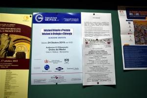 24 ottobre 2015 - INFEZIONI URINARIE E PROSTATA, INFEZIONI IN UROLOGIA E CHIRURGIA