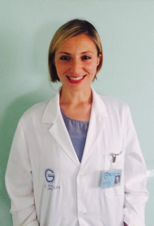 La dottoressa Marcella De Vizia